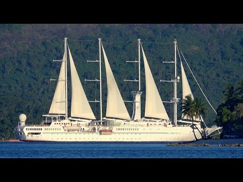 Cruise To Tahiti On Wind Spirit YouTube - Wind spirit