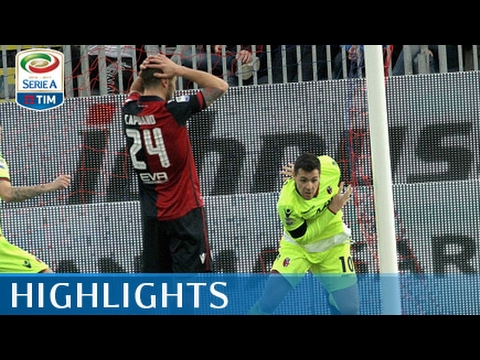 Cagliari - Bologna - 1-1 - Highlights - Giornata 22 - Serie A TIM 2016/17