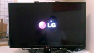 Defeito: LG ln5400 liga e desliga sozinha 24/06/14