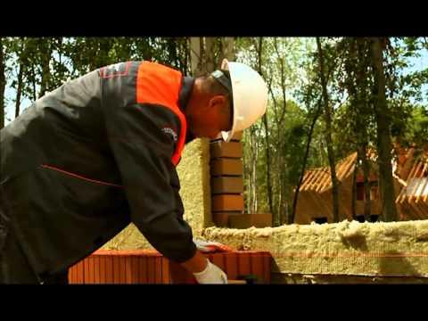 Пошаговое строительство дома из кирпича Браер