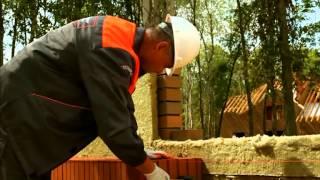 Пошаговое строительство дома из кирпича Браер(, 2013-10-24T12:28:16.000Z)