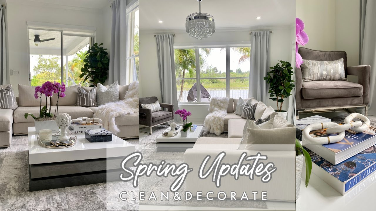NEW HOME UPDATES | FINALLY THE LIVING ROOM IS COMING TOGETHER | 2021 DECOR