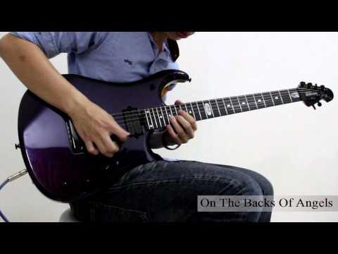 Musicman JPX Sound Test in Dream Theater Medley