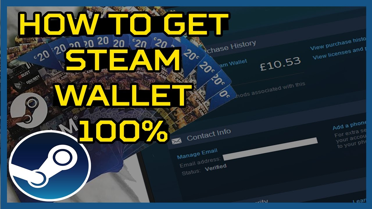 Digital Gift Cards - Steam