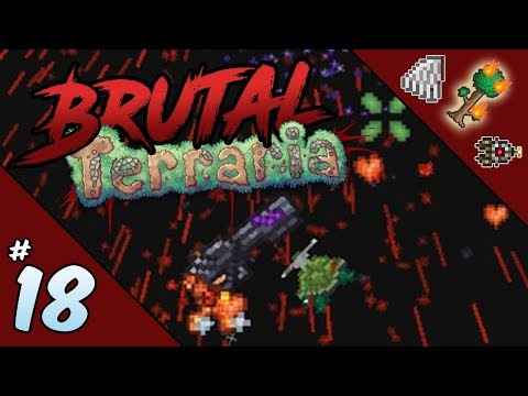 ☠ The Flight Before the Fall - Brutal Terraria Ep.18