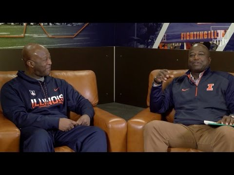 RBI: Illini Football Head Coach Lovie Smith | 3/7/17