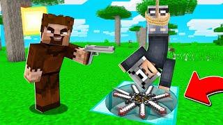 FAKİR BANA ÖLÜMCÜL TUZAK KURDU! 😱 - Minecraft