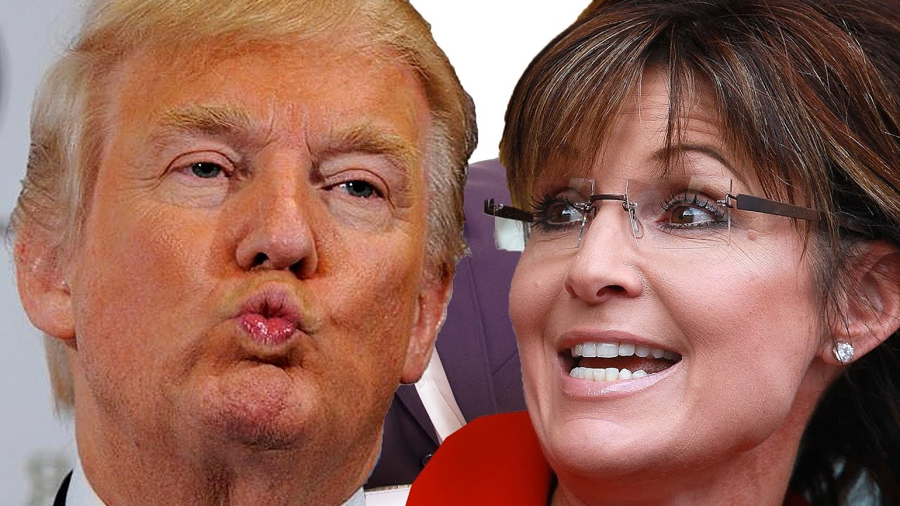 Congrats, America: Sarah Palin Being Considered for Trump Cabinet ...