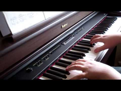 Im So Ronery - Team America - Piano
