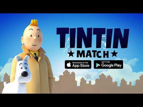 Tim und Struppi – Puzzlespaß