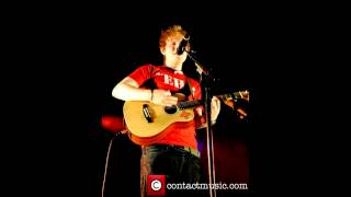 Ed Sheeran Kiss Me With Lyrics (Lyrics in the description)