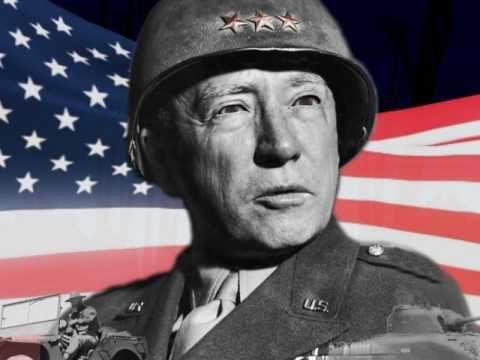 analysis of general pattons speech made Free sample speech essay on analysis of general patton's speech made before d-day.