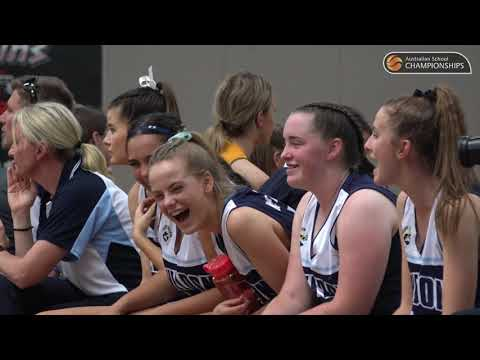 2018 Australian School Championships Day 2