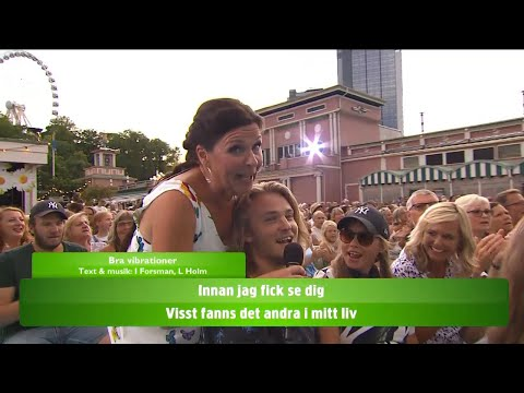 Allsång: Bra vibrationer - Lotta på Liseberg (TV4)