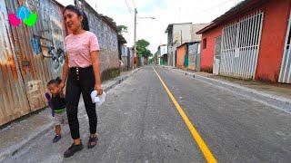Nicaragua: Alcaldía de Managua supervisa avances en programa calles para el pueblo