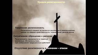 Тема 1.13 Религия ЕГЭ Обществознание