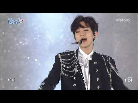 170614 EXO - Intro + Monster @ 2017 Dream Concert