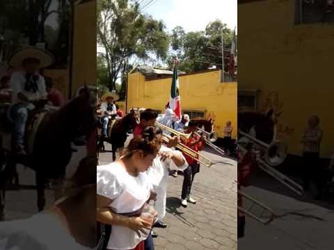 Desfile en Magdalena Contreras(4)