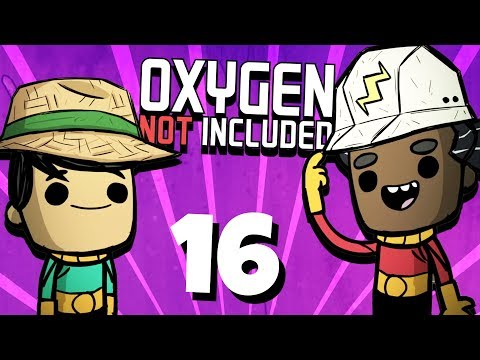 Massive Dirt Shortage...! - Ep. 16 - ONI Occupational Upgrade! - Oxygen Not Included Gameplay