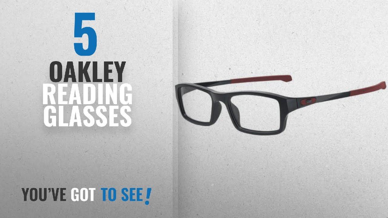 6e79d6178e Top 10 Oakley Reading Glasses   Winter 2018    Oakley Chamfer OX8039 ...