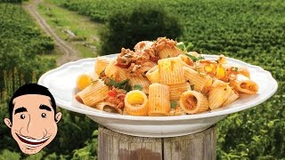 TUNA PASTA  How to make PASTA WITH TUNA  Italian Pasta Recipes