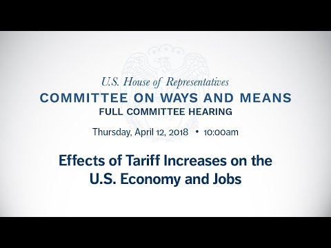 Effects of Tariff Increases on the U.S. Economy and Jobs