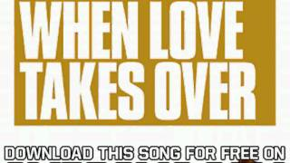 Belle Lawrence When Love Takes Over When Love Takes Over Almighty Anthem Radio Edit