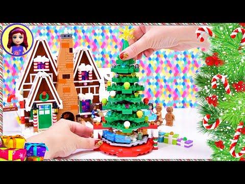 Lego Christmas Tree Build - Limited Edition Set