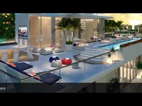 Parque Platinum  Sunny Isles - 2-Story Penthouse (Pre-Construction)