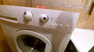 видео Стиральная машина плохо отжимает белье