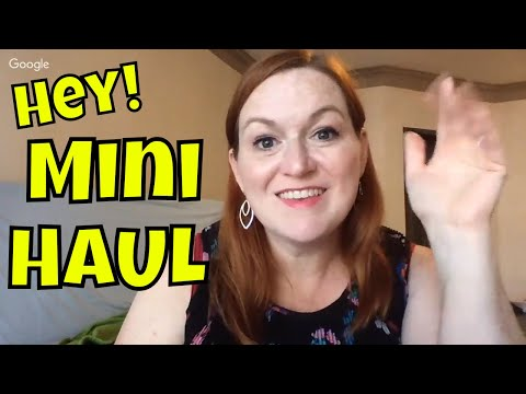 Mini Garage Sale & Thrift Store Jewelry Haul & Catch Up