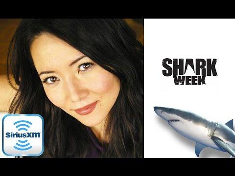 Ziya Tong: Shark Week