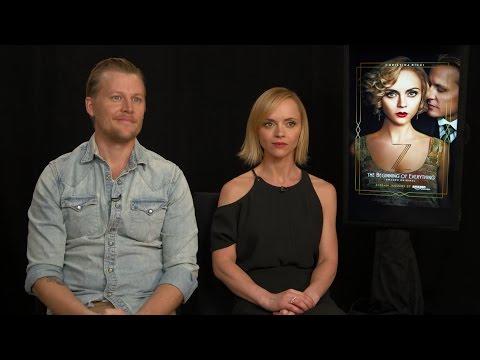 "Christina Ricci & David Hoflin on ""Z: The Beginning of Everything"" Behind The Velvet Rope"