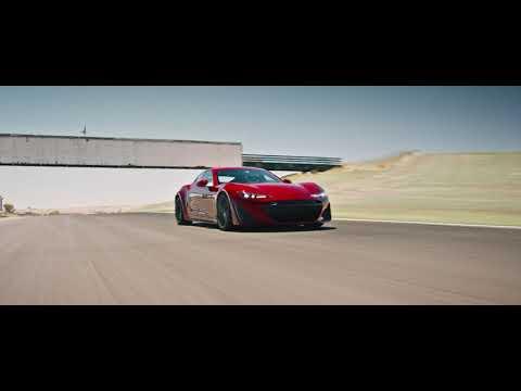 2020 Drako GTE revealed as stunning 206-mph EV hypercar
