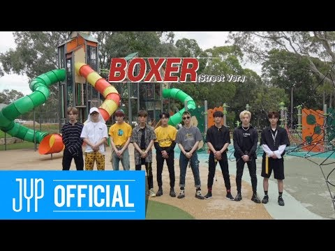 Stray Kids 'Boxer' Video (Street Ver.)
