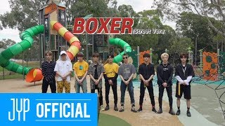 "Stray Kids ""Boxer"" Video (Street Ver.)"