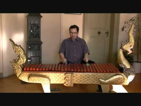 ເພງດວງຈຳປາDOAUNG CHAMPA ( lanad instrument lao )