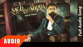 Sach Te Supna Full Audio Song Amrit Maan Punjabi Song Collection Speed Records