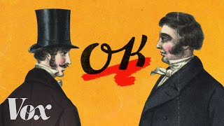 How a cheesy joke from the 1830s became the most widely spoken word in the world. Subscribe to our channel! http://goo.gl/0bsAjO OK is thought to be the ...