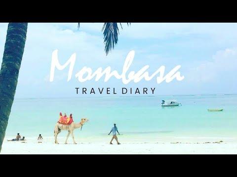 MOMBASA KENYA TRAVEL DIARY | tisonders