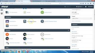 how to install ponzi script on cpanel