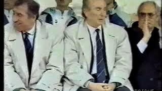 LUSSEMBURGO ITALIA 0 3 27 APR  1988 PARTITA POCO AMICHEVOLE