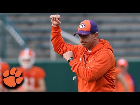"Dabo Swinney Discusses Clemson's ""Most Complete"" Recruiting Class"