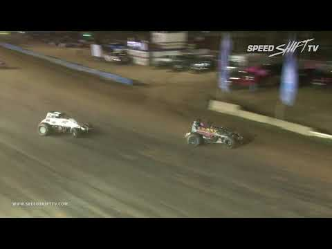 USAC Sprint Feature Highlight | Terre Haute Action Track 7.25.18