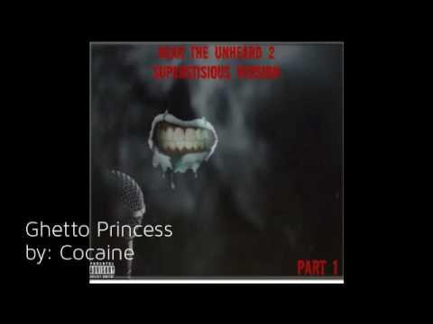 """""""Ghetto Princess"""" by : Cocaine"""