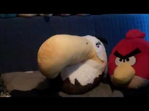 The Mighty Eagle 16 In Plush Toy Youtube