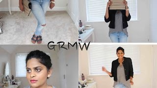 GRWM- Weekend edition(Makeup+Outfit) Thumbnail