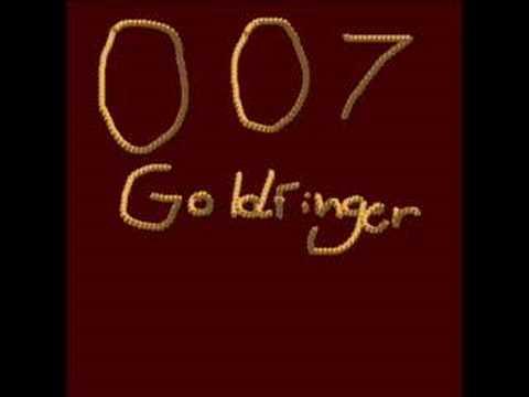 James Bond Goldfinger Music Theme