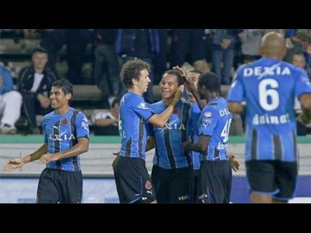 2010-2011 - Club Brugge - AS Eupen - GOAL Vadis Odjidja