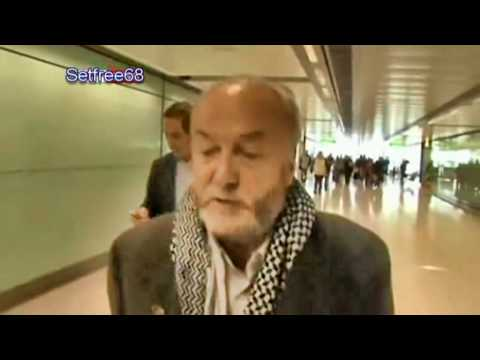 "George Galloway Deported from Egypt: ""A Badge of honour from a Tin Pot Dictatorship"""